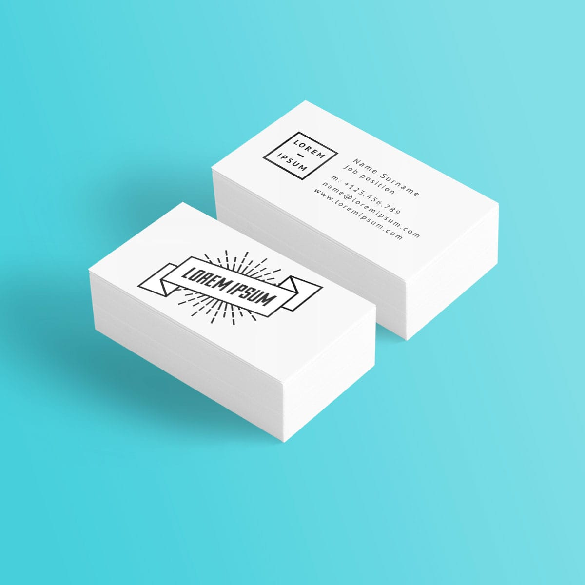 100% Recycled Business Cards - We Print Canada
